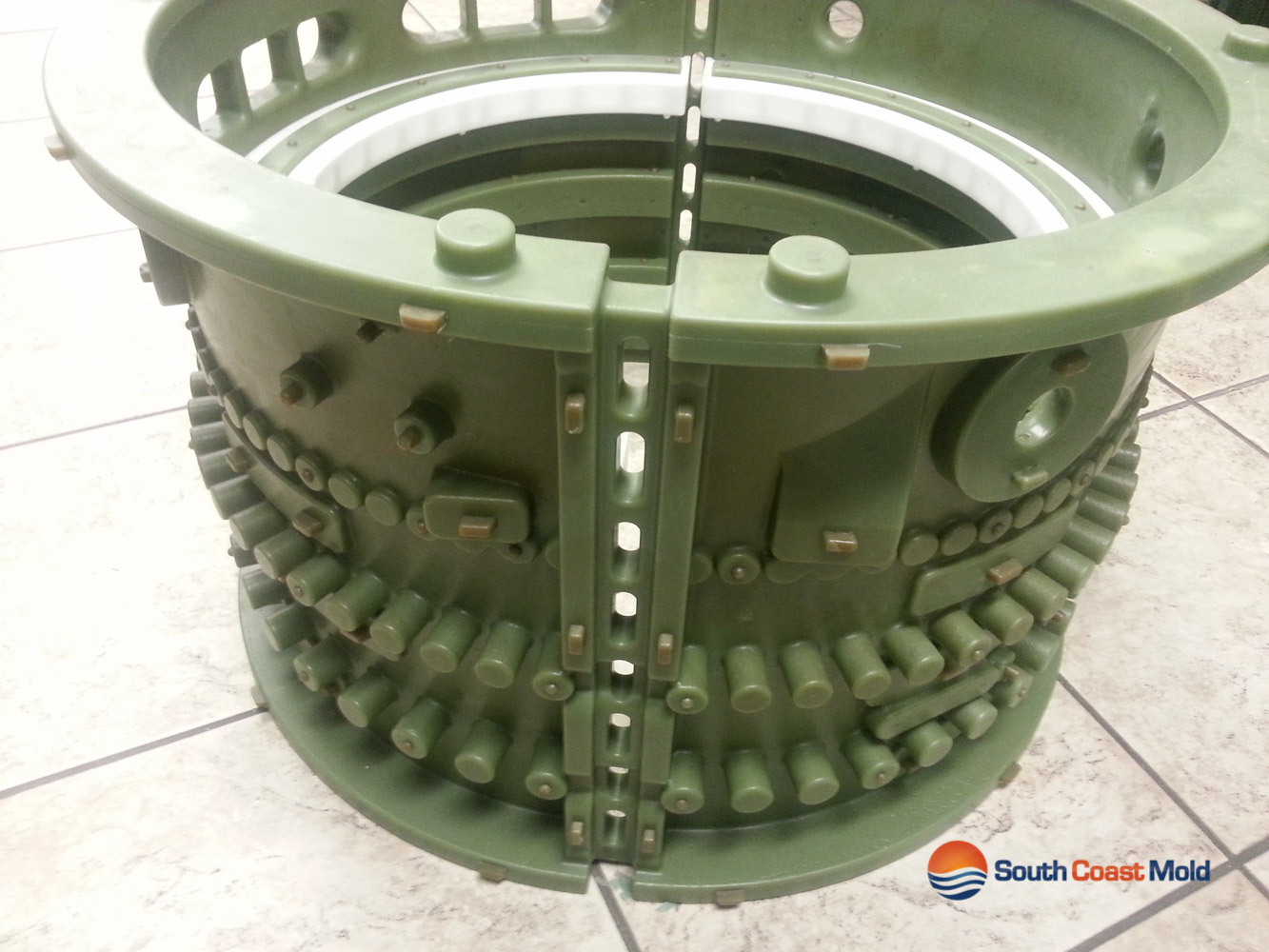 Investment casting mold bank rate for investment property